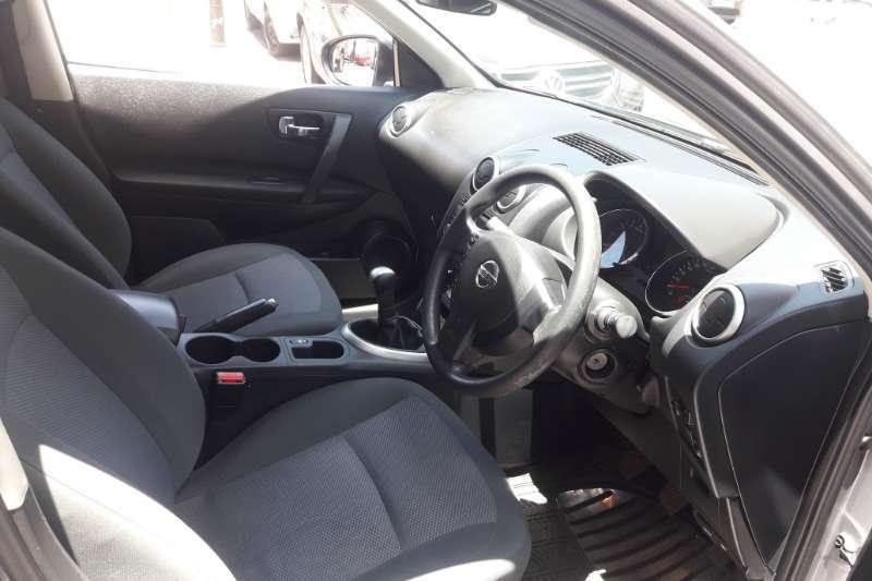 Nissan Qashqai 1.6T Acenta 2012