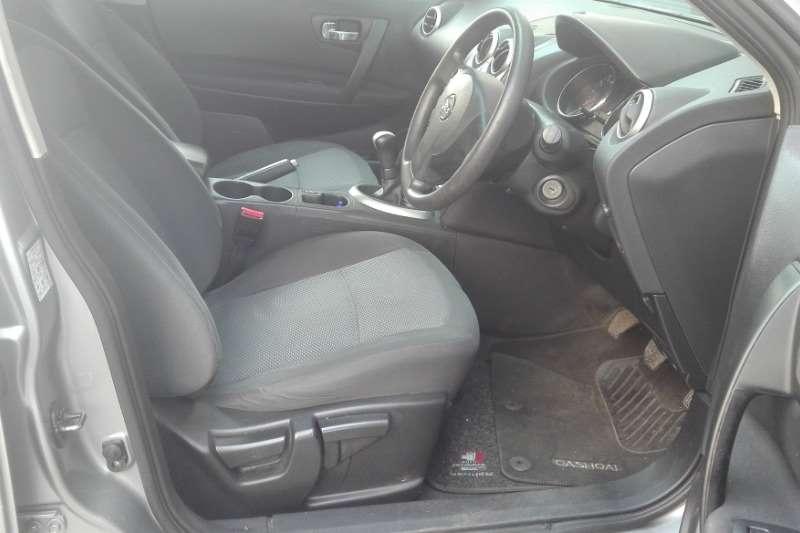 Nissan Qashqai 1.6T Acenta 2014