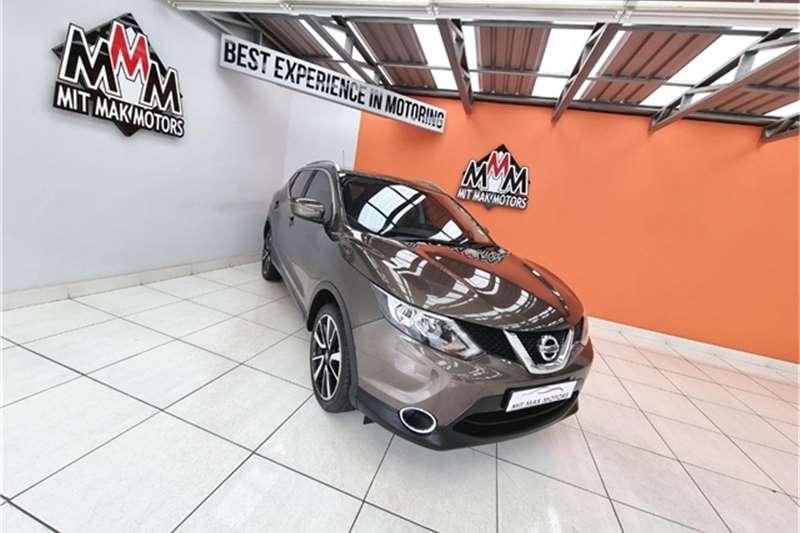Used 2015 Nissan Qashqai 1.6T Acenta