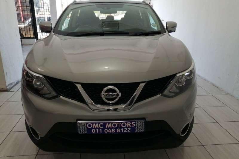 Nissan Qashqai 1.6T Acenta 2016