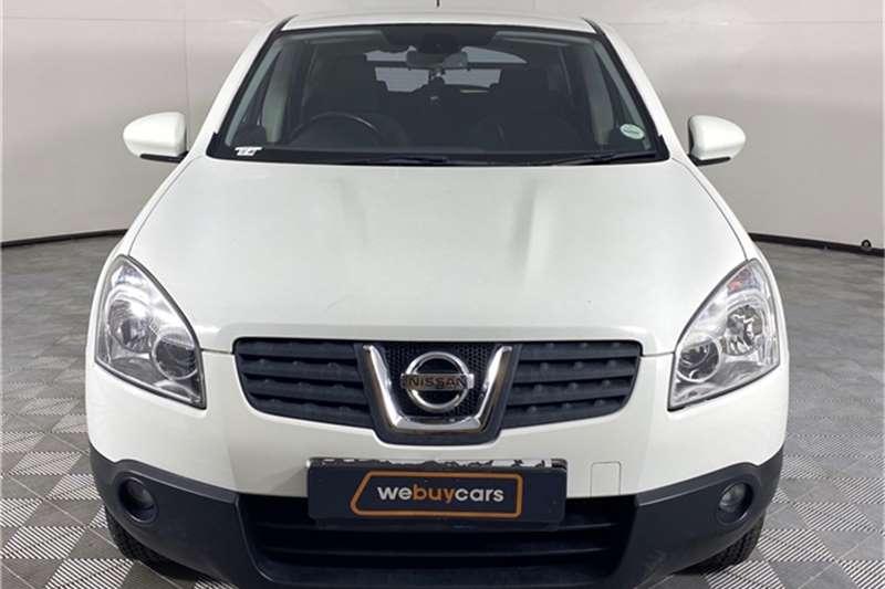 2009 Nissan Qashqai Qashqai 2.0 Acenta