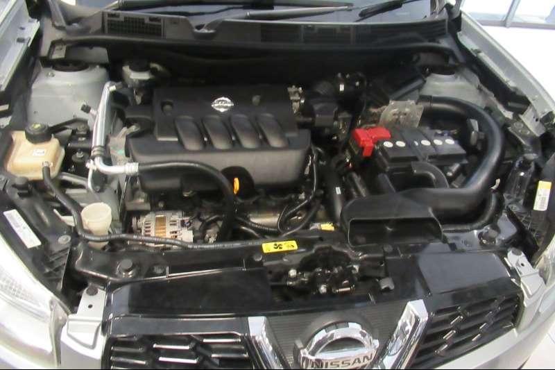 Nissan Qashqai 2.0 Acenta 2011