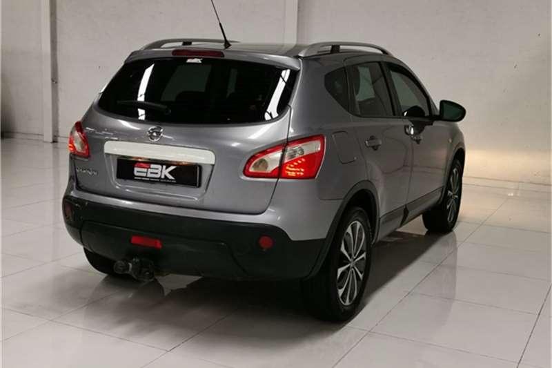 Used 2012 Nissan Qashqai 2.0 Acenta