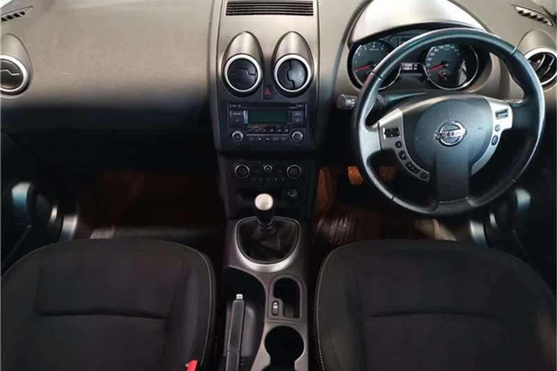 Used 2013 Nissan Qashqai 2.0 Acenta