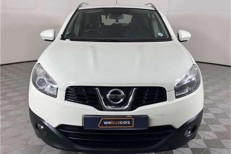 2013 Nissan Qashqai Qashqai 2.0 Acenta