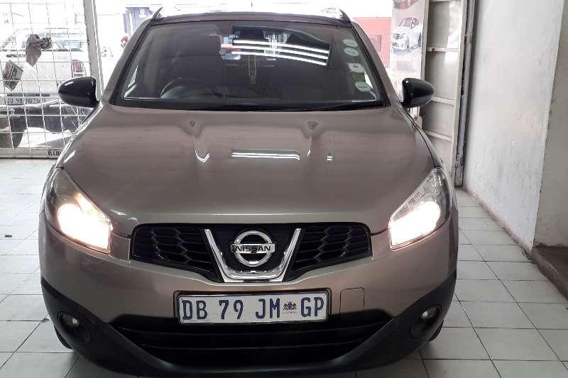 Nissan Qashqai 2.0 Acenta 2015