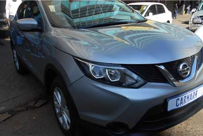 Nissan Qashqai 2.0 Acenta 2018
