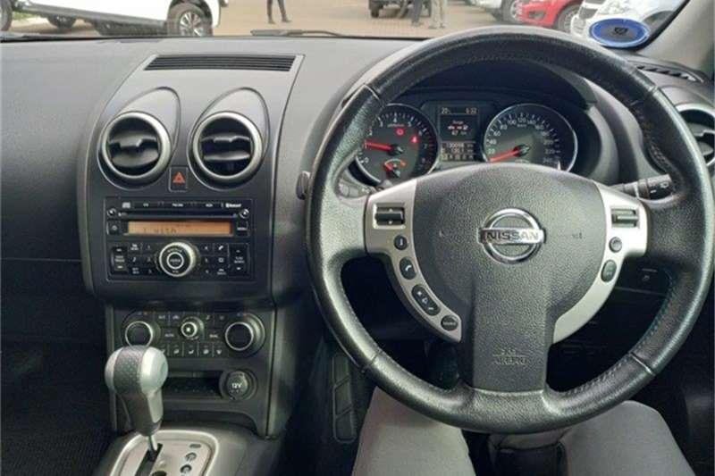 Used 2011 Nissan Qashqai 2.0 Acenta auto