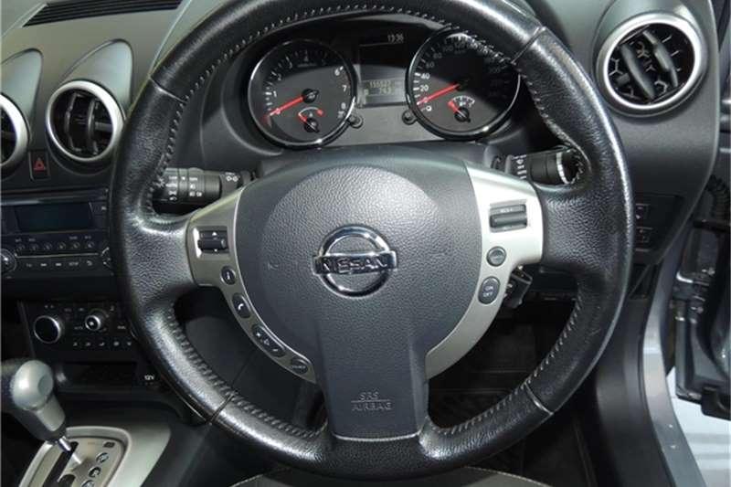 Nissan Qashqai 2.0 Acenta auto 2012