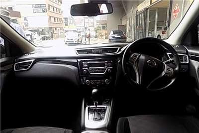 Nissan Qashqai 2.0 Acenta auto 2017