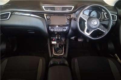 Nissan Qashqai 2.0 Acenta auto 2018