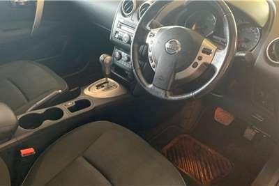 Nissan Qashqai 2.0 ACENTA CVT 2012