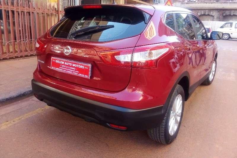 Used 2016 Nissan Qashqai 2.0 Acenta Limited Edition