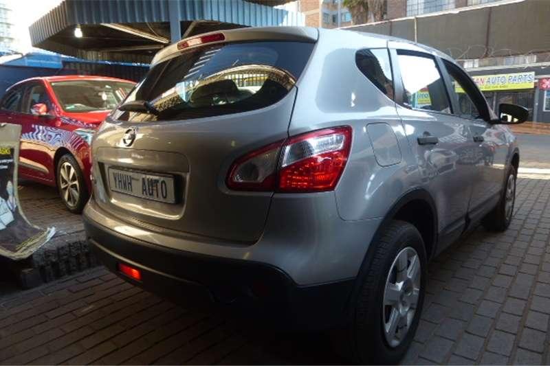 Used 2012 Nissan Qashqai