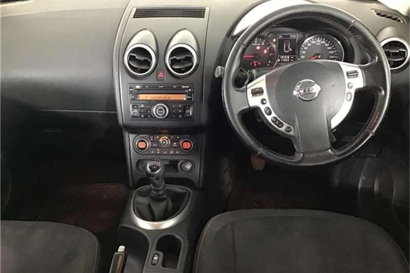 Nissan Qashqai 2.0 Acenta n tec 2011