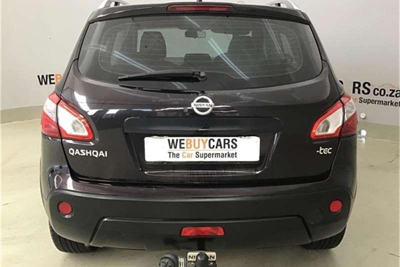 Nissan Qashqai 2.0 Acenta n tec 2012