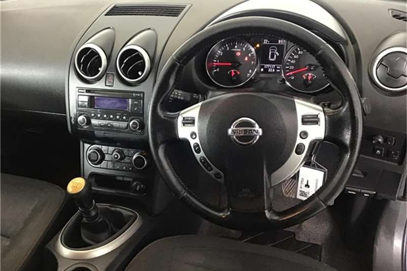 Nissan Qashqai 2.0 Acenta n-tec 2012