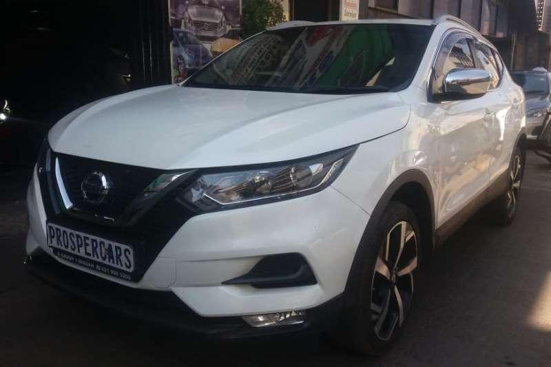 Nissan Qashqai 2.0 Acenta n tec 2018
