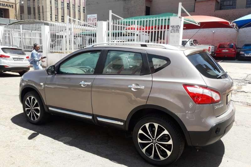 Nissan Qashqai 2.0 n tec 2012