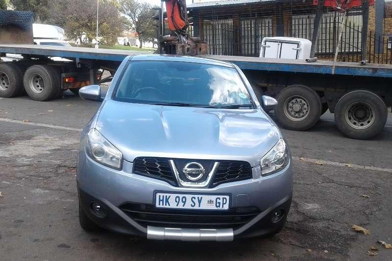Nissan Qashqai 2.0DCI 2013