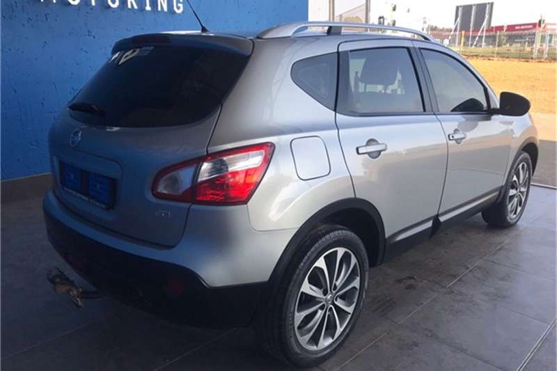 Nissan Qashqai 2.0dCi 4x4 Acenta 2011