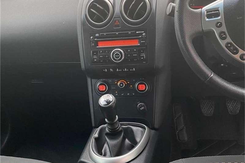 Nissan Qashqai 2.0dCi Acenta 2009