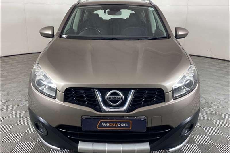 2011 Nissan Qashqai Qashqai 2.0dCi Acenta