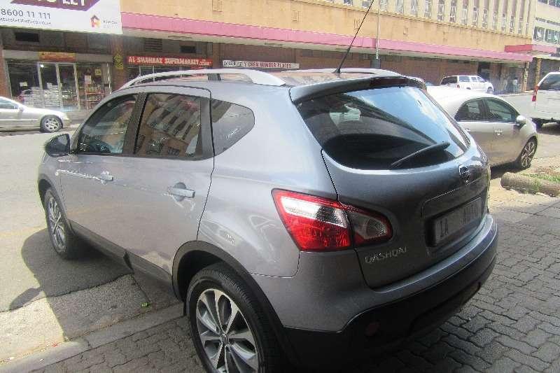 Nissan Qashqai 2.0dCi Acenta 2012