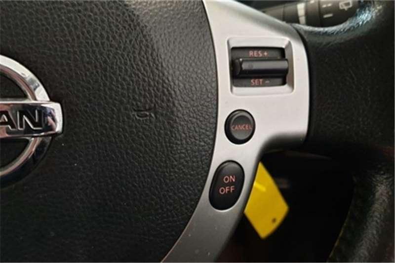 Nissan Qashqai 2.0dCi Acenta 2013