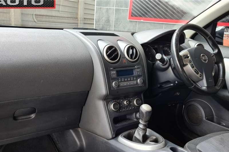 Used 2013 Nissan Qashqai 2.0dCi Acenta