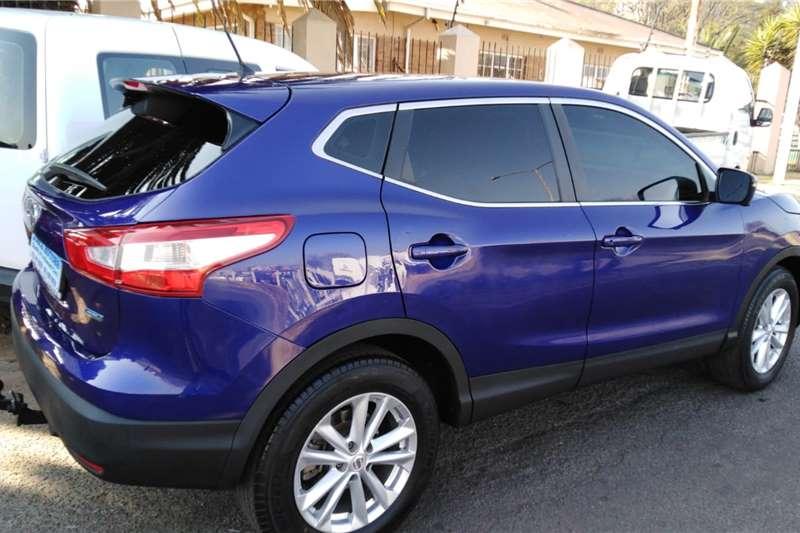 Used 2017 Nissan Qashqai 2.0dCi Acenta