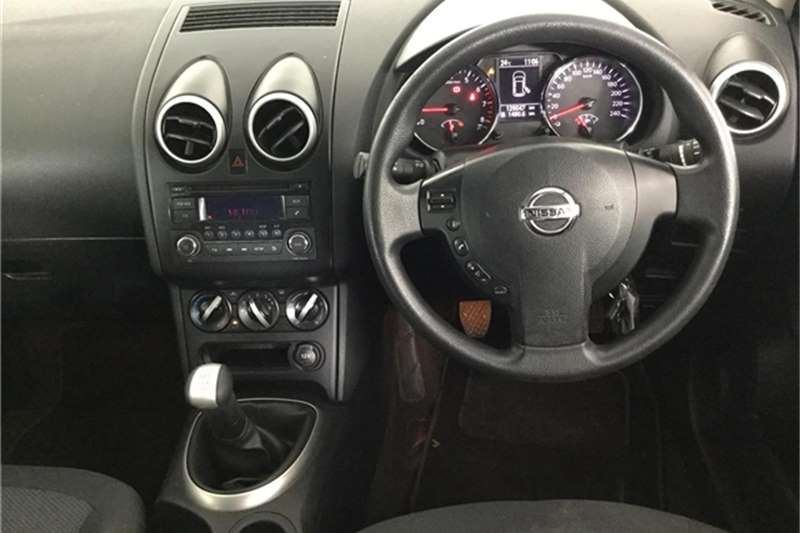 Nissan Qashqai+2 1.6 Visia 2013