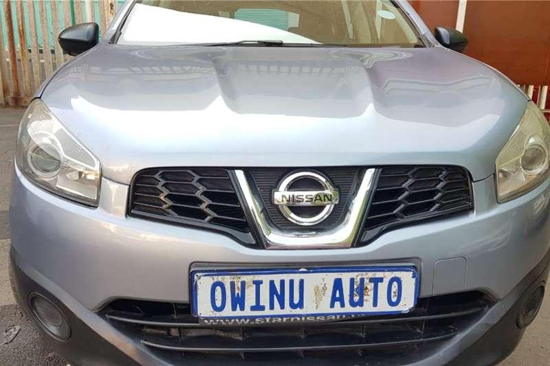 2014 Nissan Qashqai+2 Qashqai+2 1.6 Visia