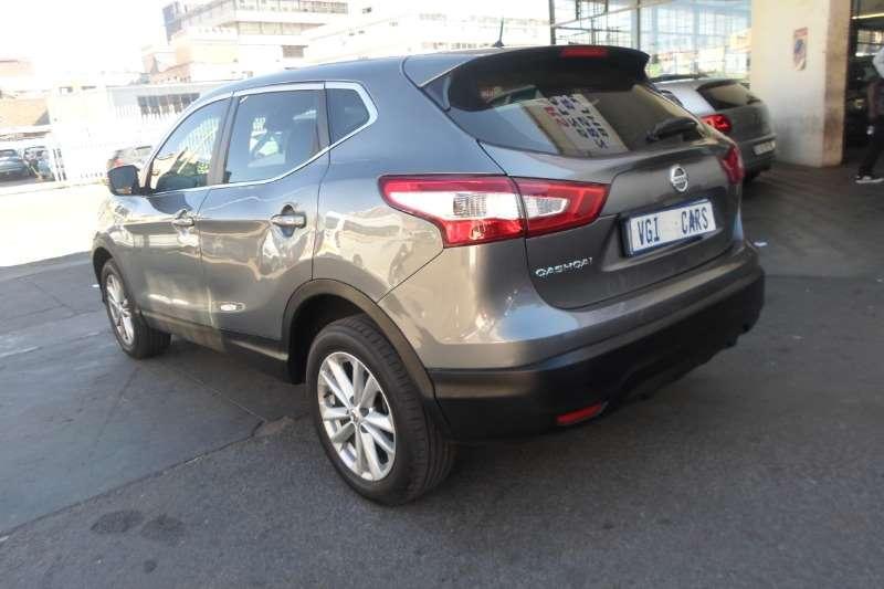 2015 Nissan Qashqai+2 Qashqai+2 1.6 Visia