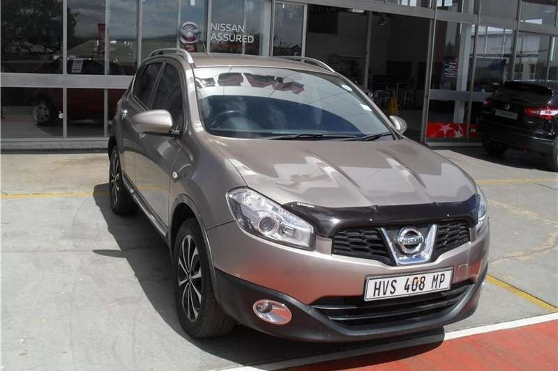 Nissan Qashqai+2 2.0 Acenta 2011
