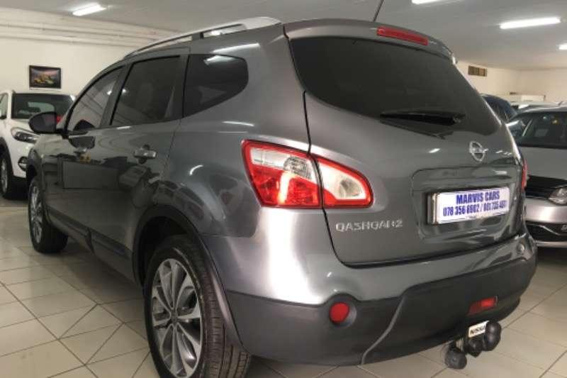 Nissan Qashqai+2 2.0 Acenta 2012