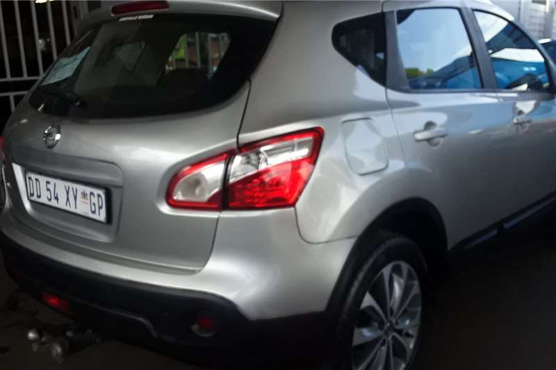 Nissan Qashqai+2 2.0 Acenta 2014