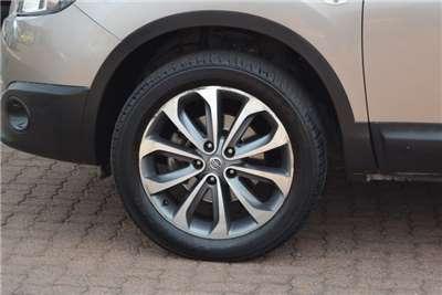 Nissan Qashqai+2 2.0 Acenta (7 seater) 2012