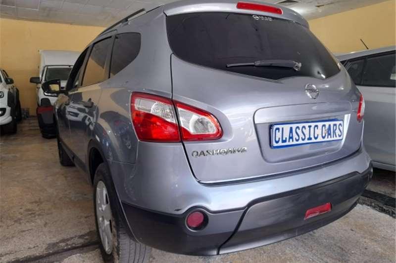 Used 2012 Nissan Qashqai+2