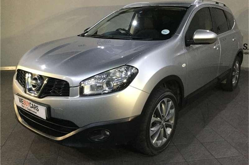 2012 Nissan Qashqai+2 2.0 Acenta