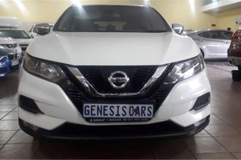 2018 Nissan Qashqai+2 2.0 Acenta