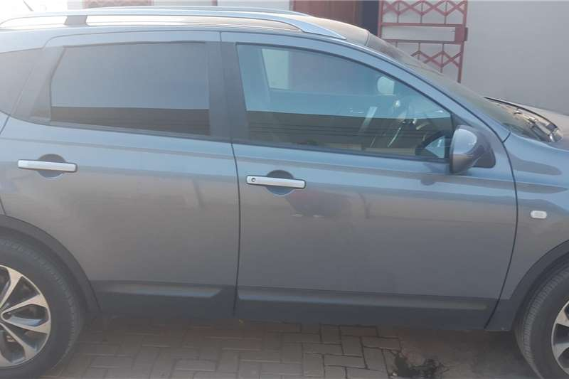 Used 2010 Nissan Qashqai