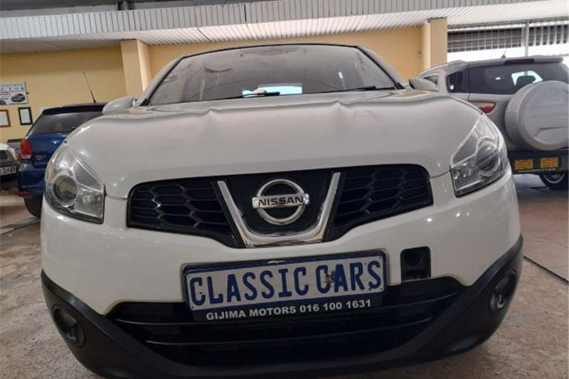 Used 2013 Nissan Qashqai