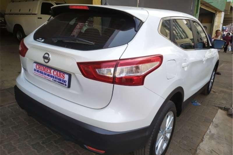 Used 2014 Nissan Qashqai
