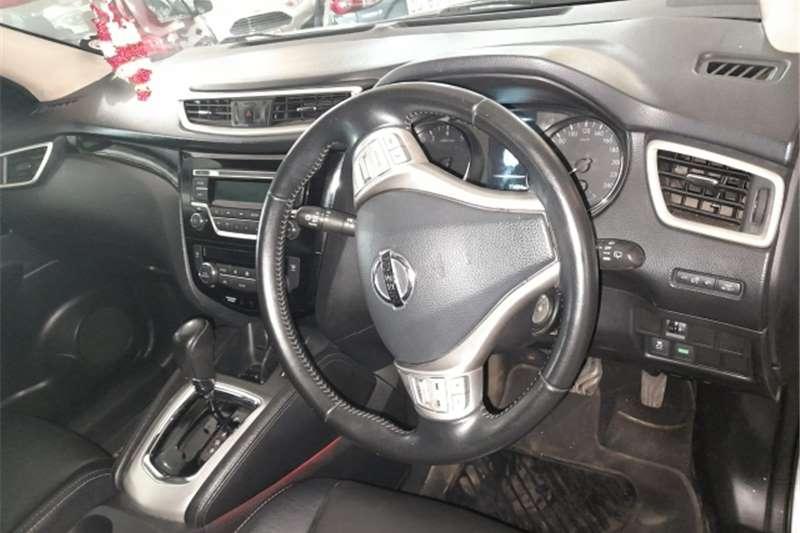 Used 2016 Nissan Qashqai
