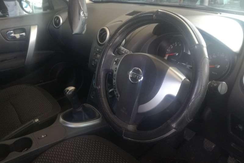 Nissan Qashqai 500 1.4T esseesse 2009