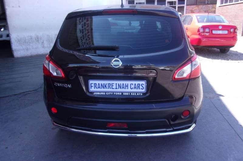 2012 Nissan Qashqai
