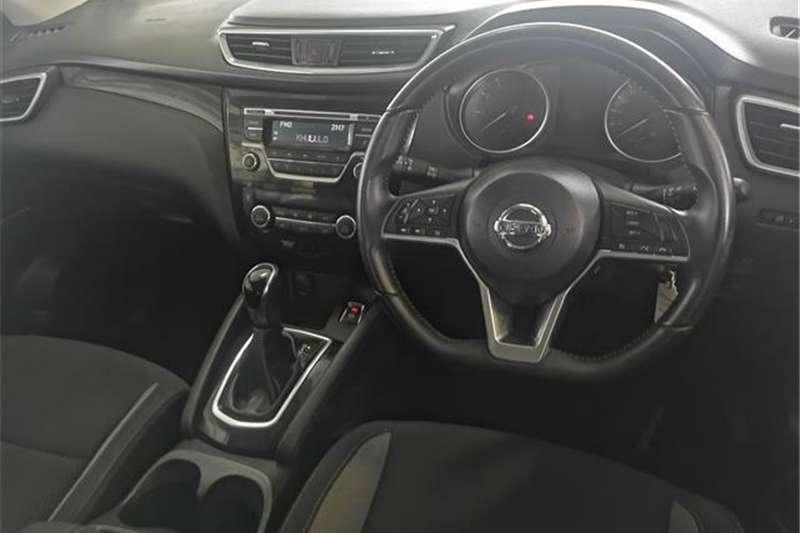 2018 Nissan Qashqai QASHQAI 1.2T ACENTA CVT