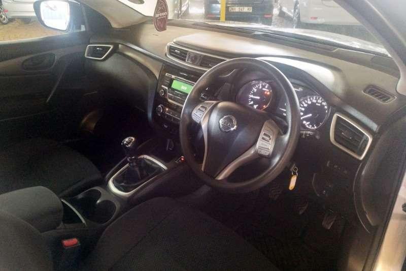 2016 Nissan Qashqai 1.2T Visia