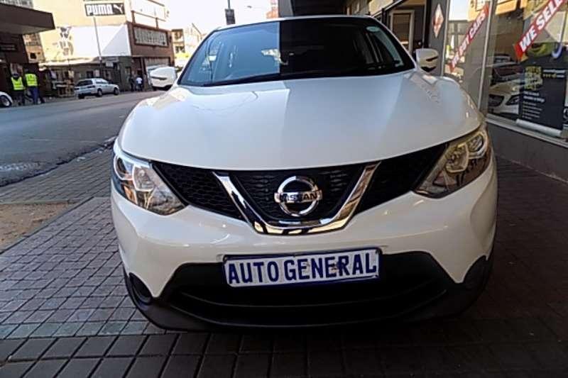 2015 Nissan Qashqai 1.2T Visia